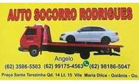 Logo de Auto Socorro Rodrigues 24h - Ligue (62)99175-4563 (62)98186-5047