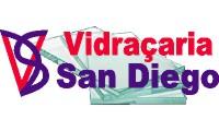 logo da empresa Vidraçaria San Diego
