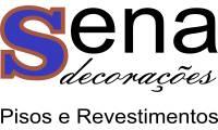 Logo de Sena Decorações