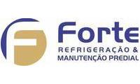 Logo Forte Comercio Refrigeração e Manutenção Predial em Riacho Fundo I