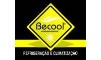 Logo Becool Serviços de Manunteção