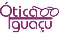 Logo de Ótica Iguaçu em Centro