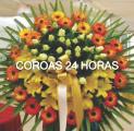 Coroas de Flores 24 Horas