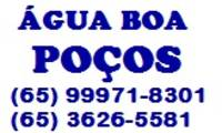 Logo de Água Boa Poços em Ribeirão da Ponte