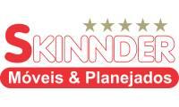 Logo de Skinnder Móveis Planejados