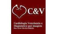 Logo C&V Cardiologia Veterinária em Santo Antônio