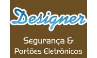 Logo de Designer Portões & Segurança Eletrônica em Sobradinho