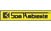 Logo de Som Ambiente® - Projetos,Instalação,Manutençao Ap em Santo Agostinho