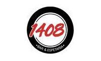 Logo de 1408 Bar E Espertaria em Jardim