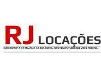 Logo de Rj Locações em Vila Formosa