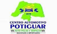 Logo de Centro Automotivo Potiguar em Cidade Nova