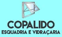 Logo de Copalido Vidraçaria - Box, Espelhos, Telhados e Pele de Vidro