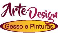 logo da empresa Arte Design Gesso E Pinturas