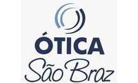 Logo de Ótica São Braz em Campo Comprido
