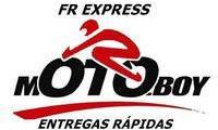 Logo FR Express Entregas Rápidas