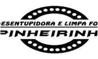 Logo de Desentupidora B. Pinheirinho em Pinheirinho