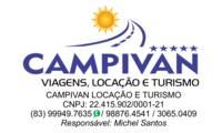 Logo de Campivan Viagens E Turismo em Bodocongó