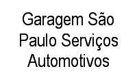 Logo Garagem São Paulo Serviços Automotivos em Tucuruvi