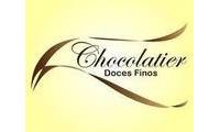 Logo de Chocolatier Doces Finos em Água Fria