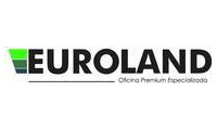 Logo de Euroland  em São João