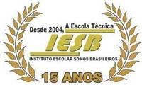 Logo de IESB - Escola Técnica e Profissionalizante
