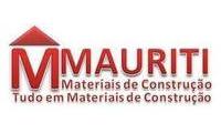 Logo Mauriti Materiais de Construção em Marco