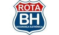 Logo RotaBh Segurança Eletrônica em Santa Mônica