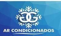 Logo de G&G Ar Condicionados - Manutenção, Limpeza, Instalação e Venda - Palhoça, SC