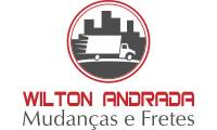 Logo de Wilton Andrada Mudanças em Serra