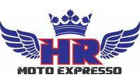 Logo de HR Moto Expresso em Canudos