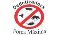 Logo de Força Máxima Dedetizadora em Jardim Meriti
