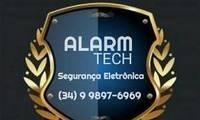 Logo de Alarm Tech Segurança Eletrônica