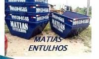 Logo de Matias Tele Entulho e Terraplenagem em Campeche
