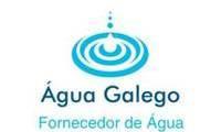 Logo de Água Galego Caminhão-Pipa