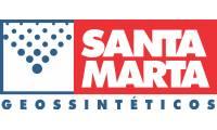 Logo Santa Marta Geossintéticos em Federação