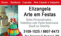 Logo de Elizângela Arte em Festas