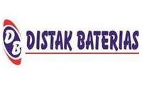Logo de Distak Baterias em Messejana