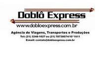 Logo de Doblô Express em Parada de Lucas