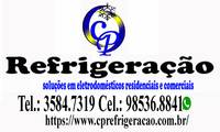 Logo de Cp Refrigeração em Alto da Posse