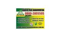 Logo de Rádio Táxi Ananindeua