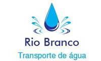 Rio Branco Transporte de Água Potável 24 Horas