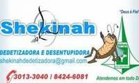 Logo de Shekinah Dedetizadora e Desentupidora em Residencial Santos Dumont (Santa Maria)