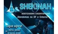 Logo de Shekinah Dedetizadora e Desentupidora