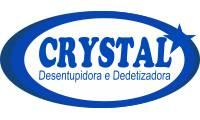 logo da empresa Crystal Desentupidora E Dedetizadora