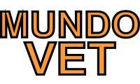 Logo de Mundovet em Ponta Grossa