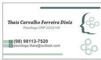 Logo Psicóloga Thaís Carvalho Ferreira Diniz em Jardim Renascença