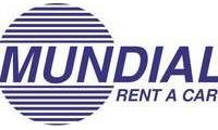 Logo de Mundial Rent a Car em Capim Macio
