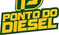 Logo de Ponto do Diesel-turbina,bico,bomba e módulos em Coqueiro