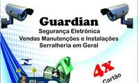 Logo Guardian Portões E Portões Eletrônico em Setor Norte (Planaltina)