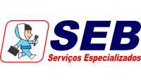 Logo de SEBMAQ - Serviços Especializados para Máquina de Lavar e Geladeira